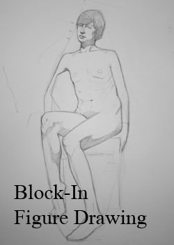 Figure Drawing Class