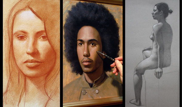 Art Classes in                         Victoria BC. Drawing, Painting.