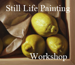Still life painting workshop